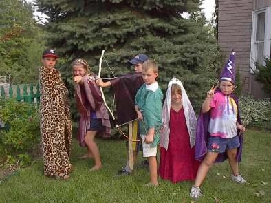 The Neighbourhood Kids