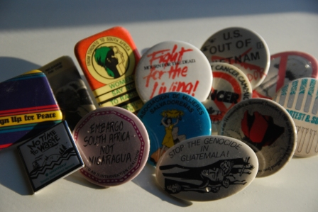Organizing Buttons