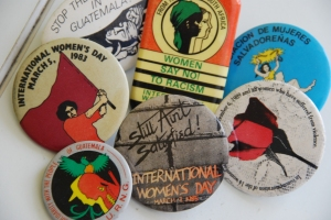Women's Day Buttons-KP