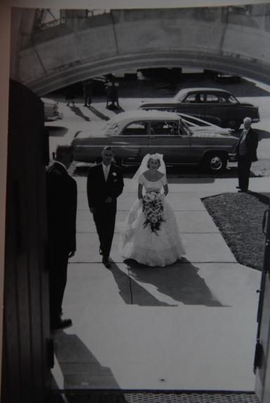 Mom's Wedding, 1954