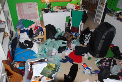 Adult Child's Room - Unpacked - KP