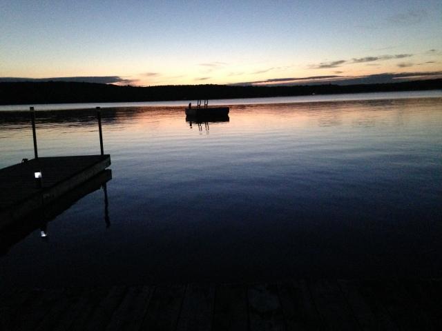 Lake Mazinaw, Ontario, Canada KP