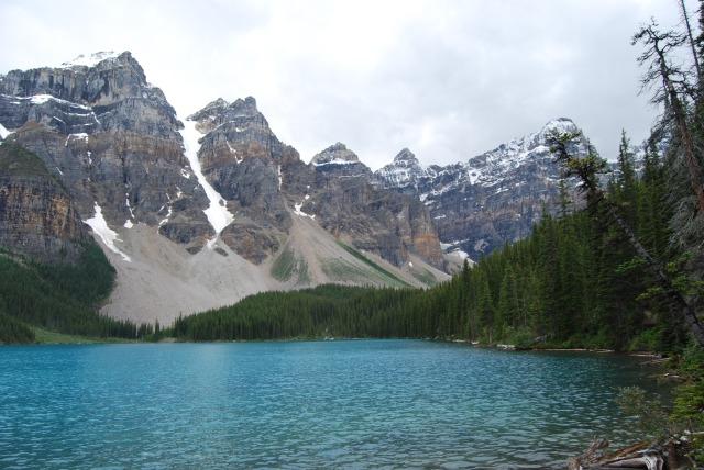 Moraine Lake, Banff National Park, Alberta, Canada, KP